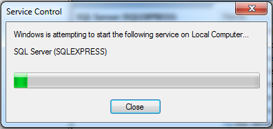 آموزش نحوه اجرا کردن یا متوقف کردن سرویس اس کیو ال سرور