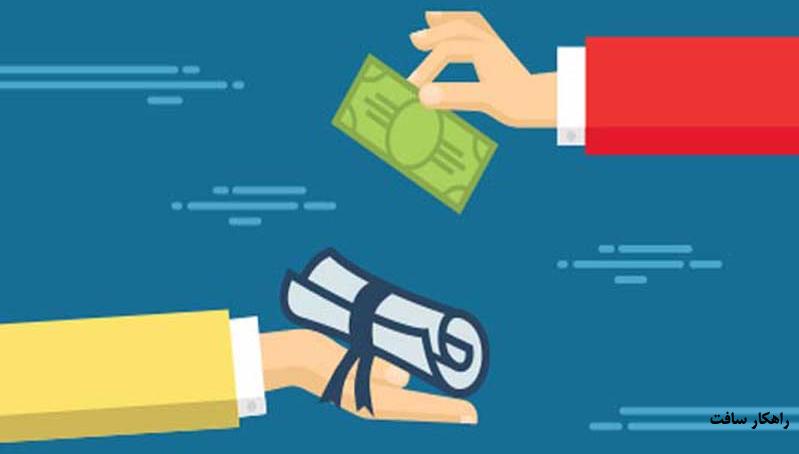آموزش گزارش سود فاکتورهای فروش در نرم افزار فروشگاهی راهکار