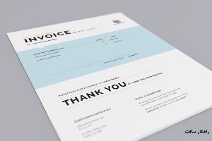 چگونه در چاپ فاکتورهایی که برای مشتریان متفرقه ثبت شده است نام مشتری بیآید. در واقع فاکتور با نام صادر شود.